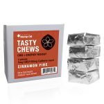 Tasty Chews 4pk Cinnamon Fire