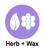 herbs-wax